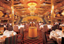 Golden Olympia Restaurante - Carnival Liberty